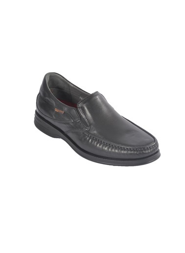 Forelli Forelli Erkek Siyah Günlük Ayakkabı 35301-G Siyah
